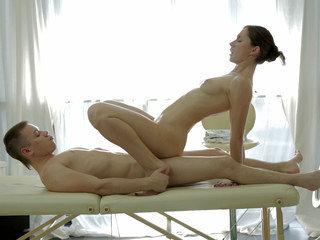 Massage and anal pleasure